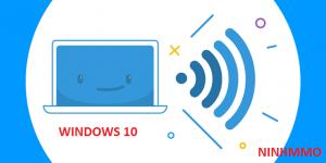 Cách phát Wifi trên Windows 10 Anniversary