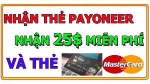 Khai báo thuế và hướng dẫn chấp nhận thanh toán payoneer trên Commision Junction