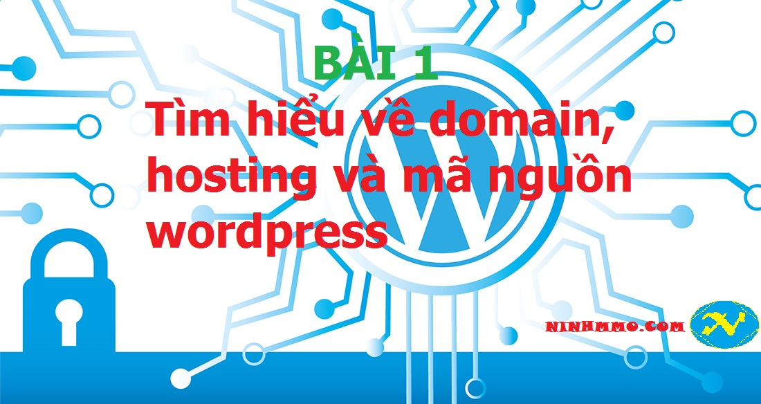 BÀI 1: Tìm hiểu về domain, hosting và mã nguồn wordpress