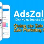 Quảng cáo Zalo