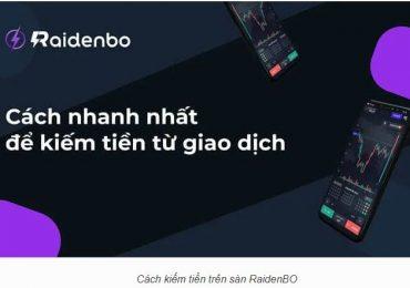Raidenbo Là Gì? Cách Kiếm Tiền Sàn Giao Dịch RaidenBO